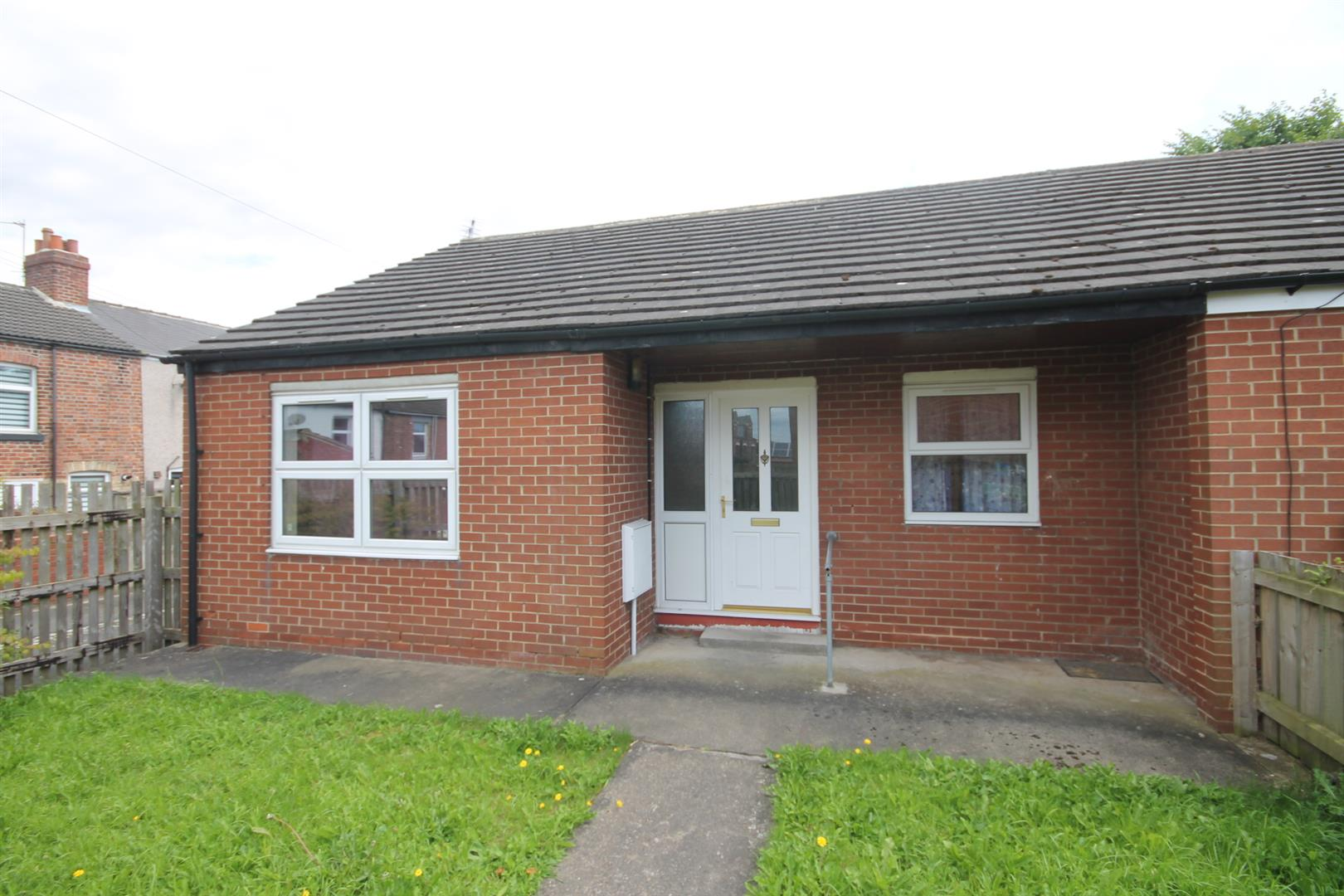 2 Bedrooms Terraced Bungalow for sale in Deanery Court, Eldon Lane, Bishop Auckland